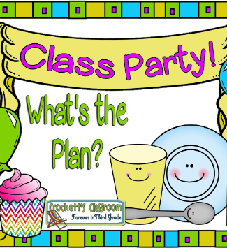 Classroom Party & Food Guidelines