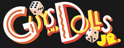 Guys and Dolls Jr logo