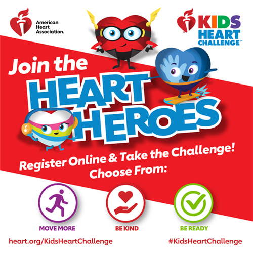 Join the Heart Heroes